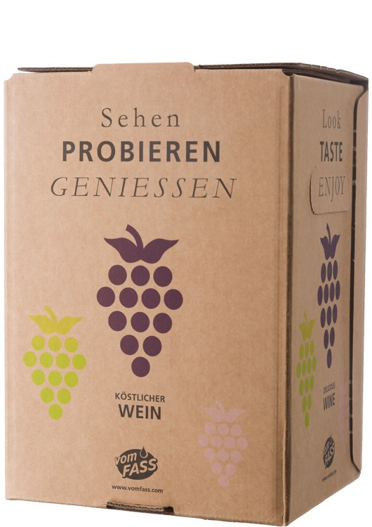 Merlot del Veneto, 5 Liter Bag in Box