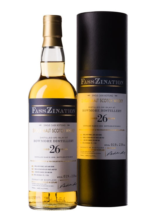 Islay Single Malt Scotch Whisky 26 Jahre,