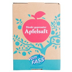 Apfelsaft, 5 Liter Bag in Box