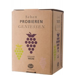 Barbera IGP Provincia di Pavia, 5 Liter Bag in Box