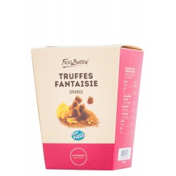 Truffes Fantaisie Orange